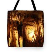 Cave 8 Tote Bag