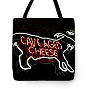 Cave Aged Cheese Tote Bag