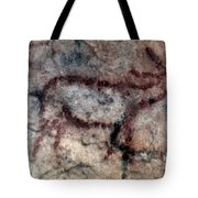 Cave Art: Covalanas Tote Bag