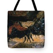 Cave Drawing/lascaux Tote Bag
