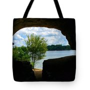 Cave In Rock Tote Bag