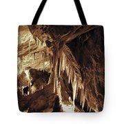 Cave Interior Tote Bag