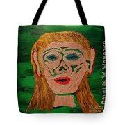 Cave Lady Tote Bag