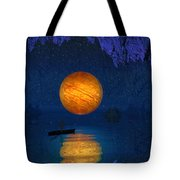 Cave Of Secrets Tote Bag