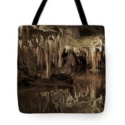 Cavern Reflections Tote Bag