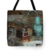 Caverness Moonshining Tote Bag