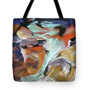 Cavernous Tumble Tote Bag