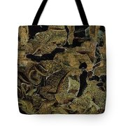 Caverns Tote Bag