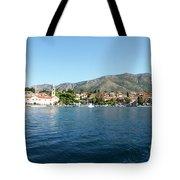 Cavtat, Croatia Tote Bag