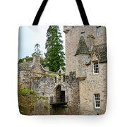 Cawdor Castle Tote Bag