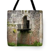 Cawdor Castle Drawbridge Tote Bag