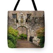 Cawdor Castle Entrance Tote Bag