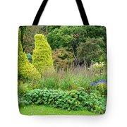 Cawdor Castle Garden Tote Bag