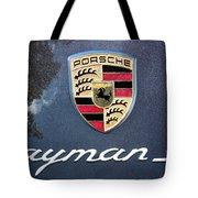 Cayman S Tote Bag