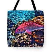Cayman Snapper Tote Bag