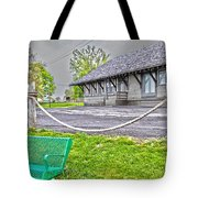 Cayuga Offices Tote Bag