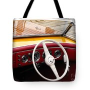 Chris Craft Custom Tote Bag