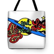 Cchlpa Banner Tote Bag