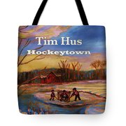 Cd Cover Commission Art Tote Bag
