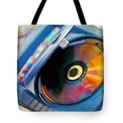 Cd Player Tote Bag