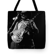 Cdb Winterland 12-13-75 #4 Tote Bag