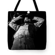 Cdb Winterland 12-13-75 #48 Tote Bag
