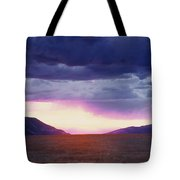 Cdt Sunset Tote Bag