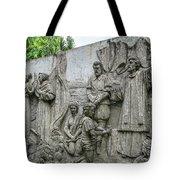 Cebu Carvings Tote Bag