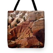 Cedar Breaks 5 Tote Bag