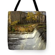 Cedar Creek Dam Tote Bag