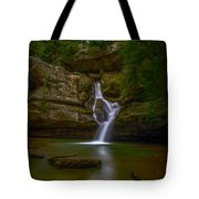 Cedar Falls 2 - Hocking Hills Ohio Waterfall Tote Bag