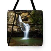 Cedar Falls - Hocking Hills Ohio Waterfall Tote Bag