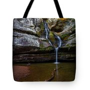 Cedar Falls In Hocking Hills State Park Tote Bag