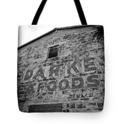 Cedar Key Sea Foods Tote Bag by David Lee Thompson