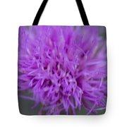 Cedar Park Texas Purple Thistle Tote Bag