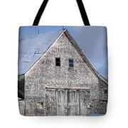 Cedar Shake Barn Tote Bag