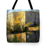 Cedarburg Creek Charm Tote Bag