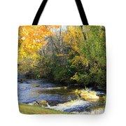 Cedarburg's Cedar Creek  Tote Bag