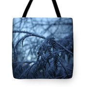 Cedars Of Ice Tote Bag