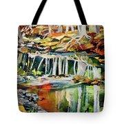 Ceeekbed, Fall Colors 4 Tote Bag