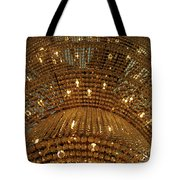 Ceiling Lamp Tote Bag