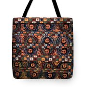 Ceiling Of Angels, Abba Pantaleon Monastery  Tote Bag