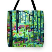 Celdaon Morning Tote Bag