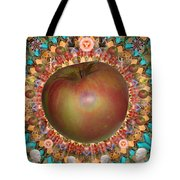 Celebrate The Apple Tote Bag