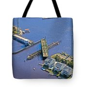Celebrate The Swing Bridge Tote Bag