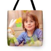 Celebrating Easter Holiday Tote Bag