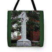 Celebrating The Celtic Heritage At St Patricks Church Tote Bag