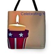 Celebrating You Tote Bag