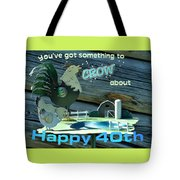 Celebration Card  Tote Bag