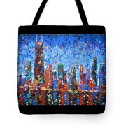 Celebration City Tote Bag
